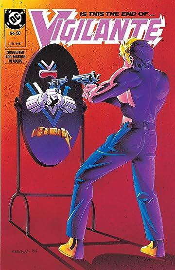Vigilante (1983-1988) #50