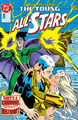 Young All-Stars (1987-1989) #15