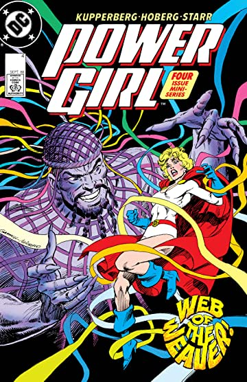 Power Girl (1988) #4