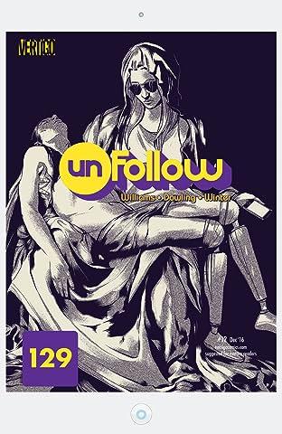 Unfollow (2015-2017) No.12