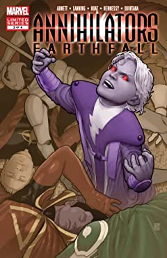 Annihilators: Earthfall #3 (of 4)