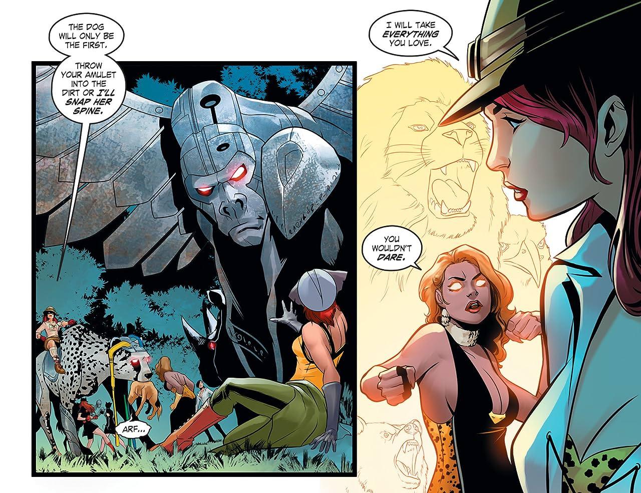 DC Comics: Bombshells (2015-2017) #65