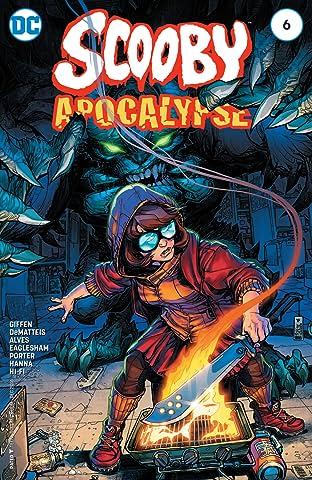 Scooby Apocalypse (2016-) #6