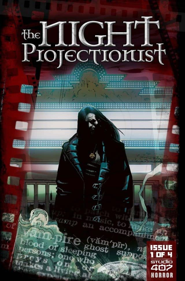 The Night Projectionist #1 (of 4)