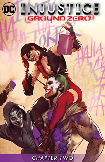 Injustice: Ground Zero (2016-) #2
