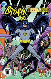 Batman '66 Meets Steed and Mrs Peel (2016) #10
