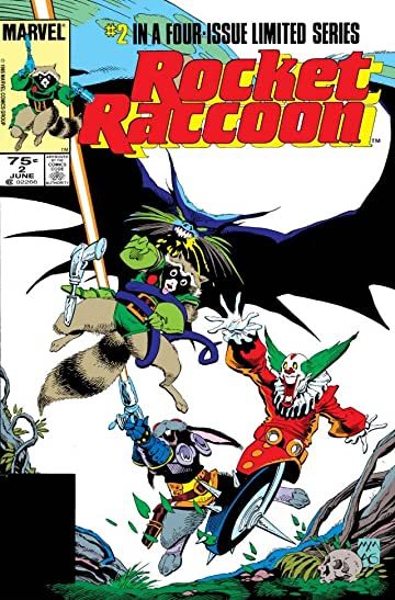 Rocket Raccoon #2 (of 4)