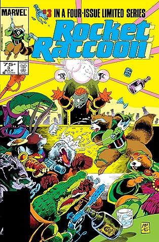 Rocket Raccoon #3 (of 4)