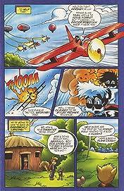 Sonic the Hedgehog #121