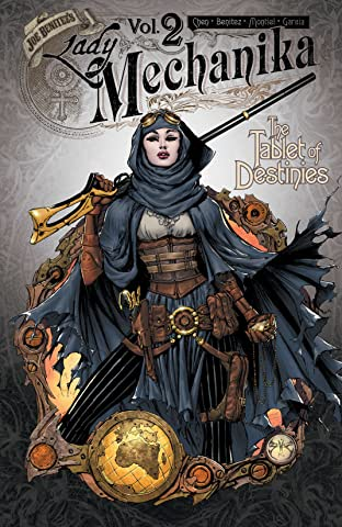 Lady Mechanika Tome 2: The Tablet of Destinies