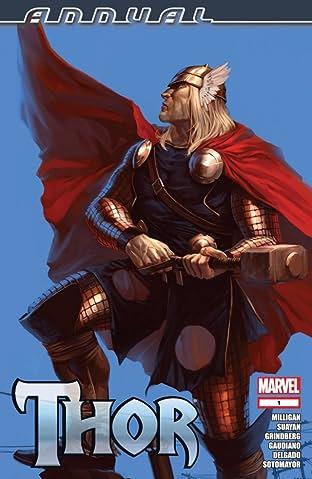 Thor (2007-2011) Annual No.1