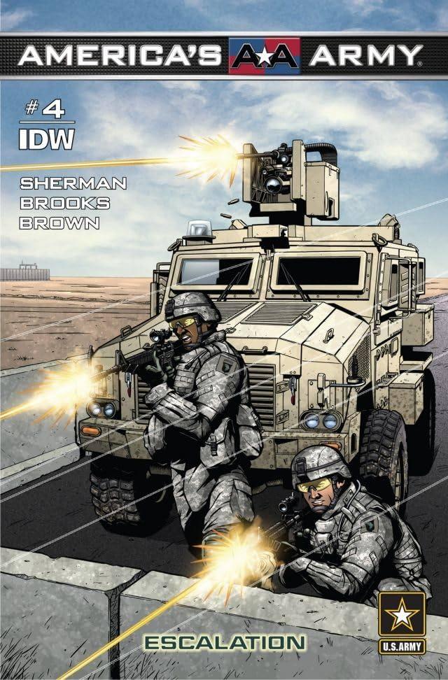America's Army #4: Escalation