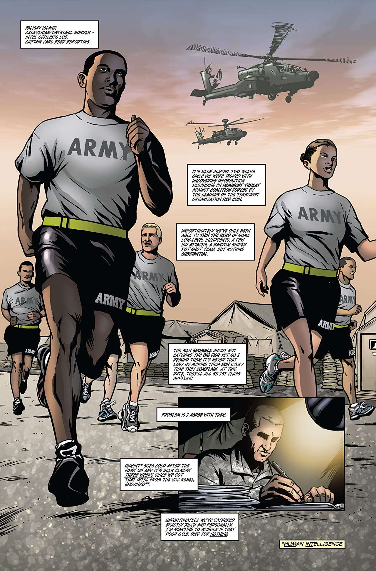 America's Army #4: Escalation