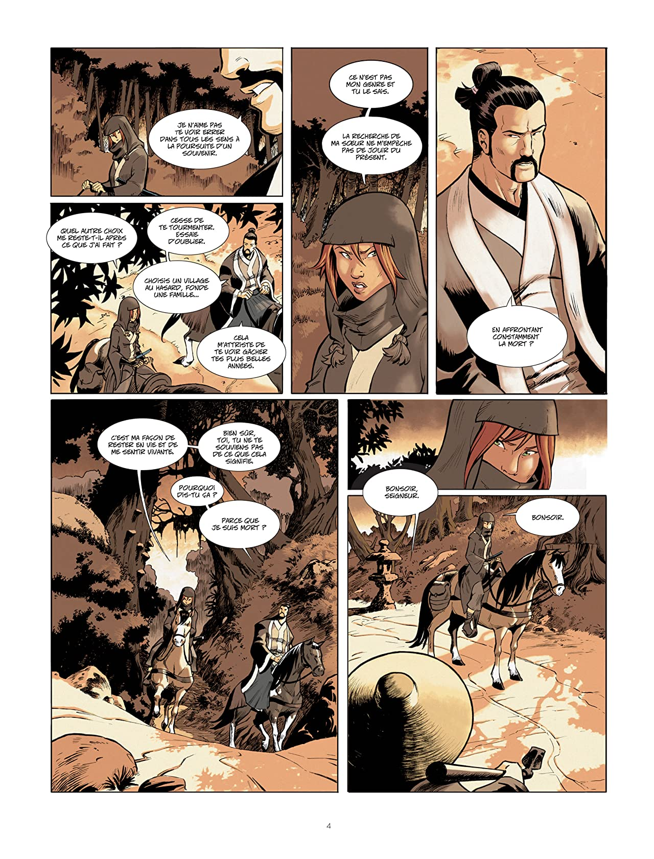 Isabellae Tome 1: L'homme-nuit