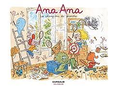 Ana Ana Tome 4: Les Champions du désordre