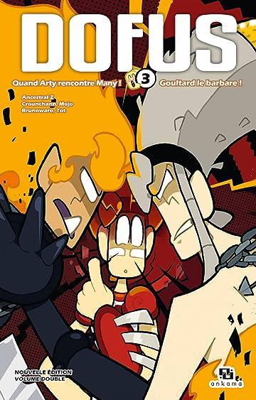 DOFUS Manga double Vol. 3