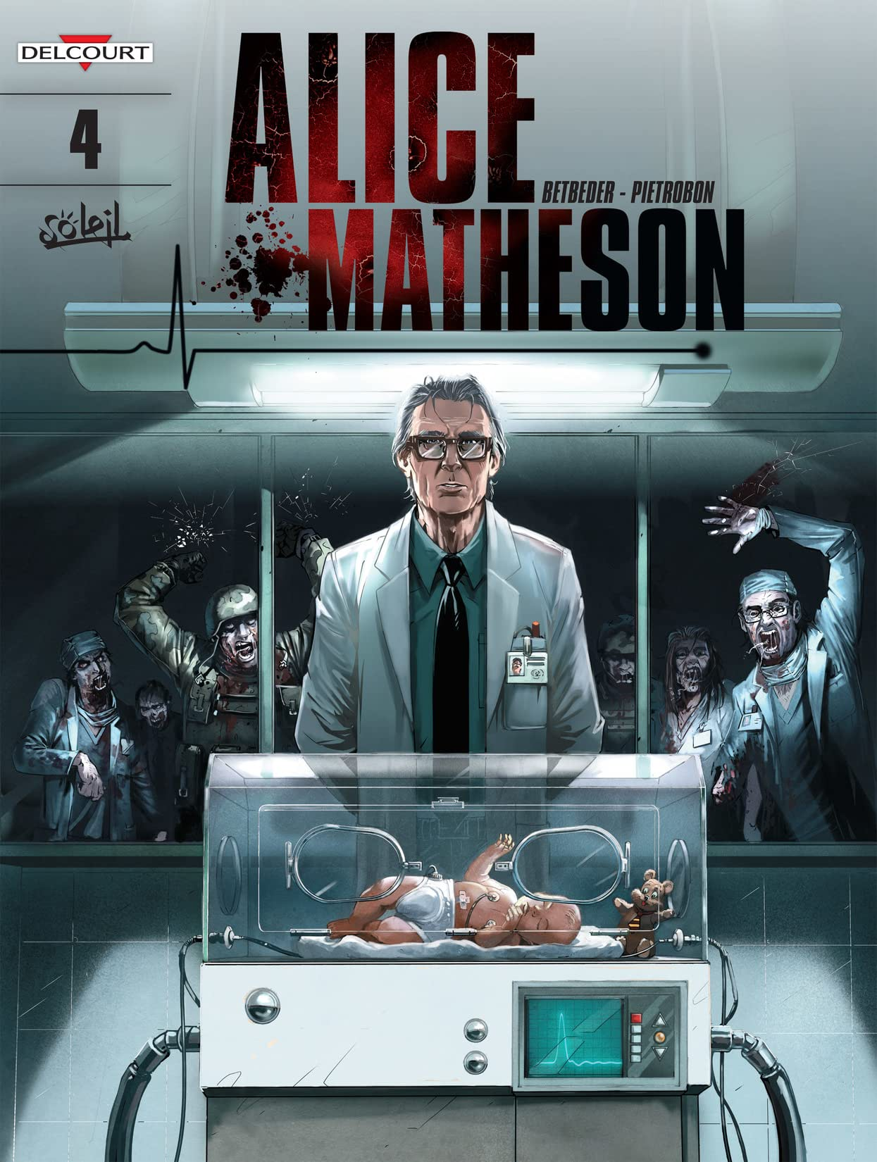 Alice Matheson Vol. 4: Who is Morgan Skinner?