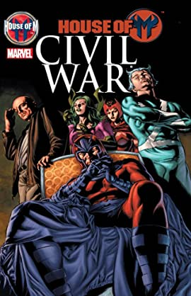 House of M: Civil War