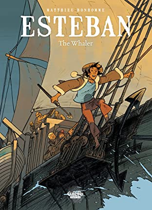 Esteban Tome 1: The Whaler