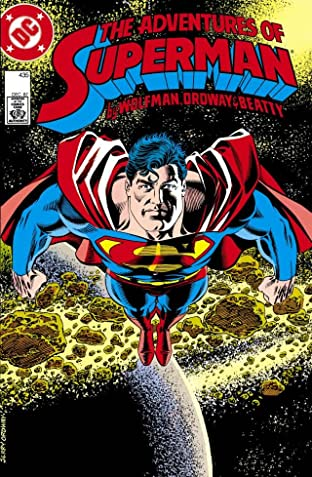 Adventures of Superman (1986-2006) No.435