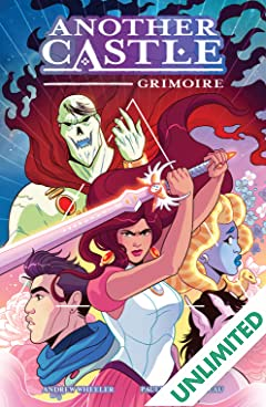 Another Castle Vol. 1: Grimoire