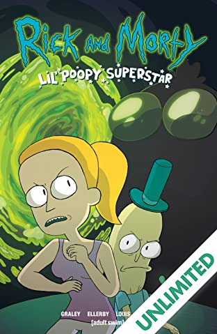 Rick and Morty: Lil' Poopy Superstar Vol. 1