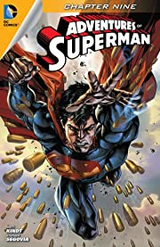Adventures of Superman (2013-2014) #9