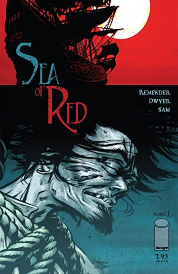 Sea of Red #1