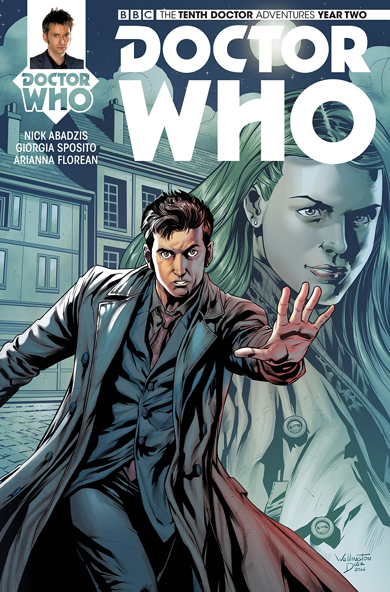 Doctor Who: The Tenth Doctor #2.17