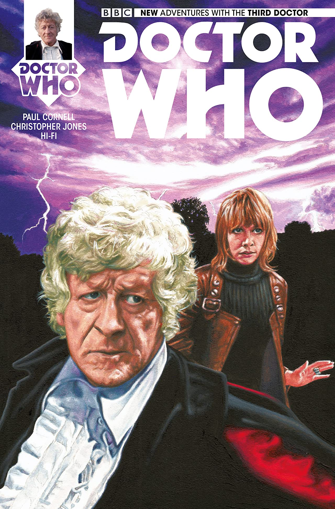 Doctor Who: The Third Doctor #4