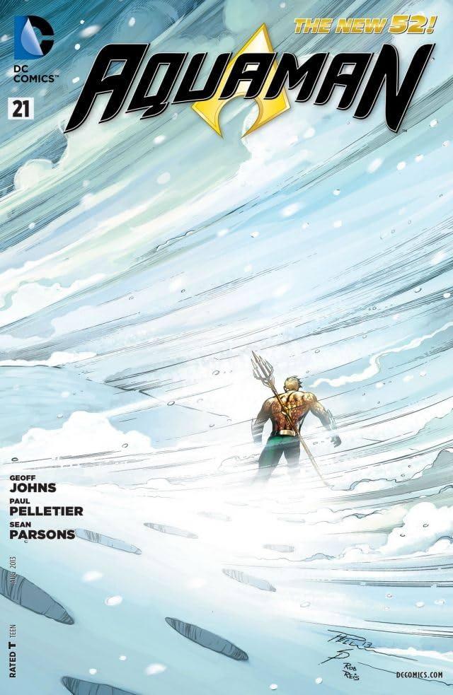 Aquaman (2011-) #21