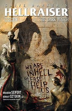 Hellraiser: The Dark Watch No.5