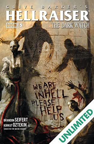 Hellraiser: The Dark Watch #5