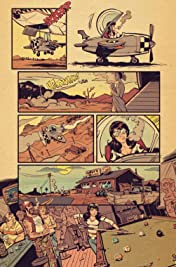 Tank Girl: Gold #3