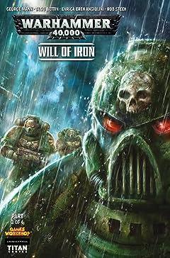 Warhammer 40,000: Will of Iron #3