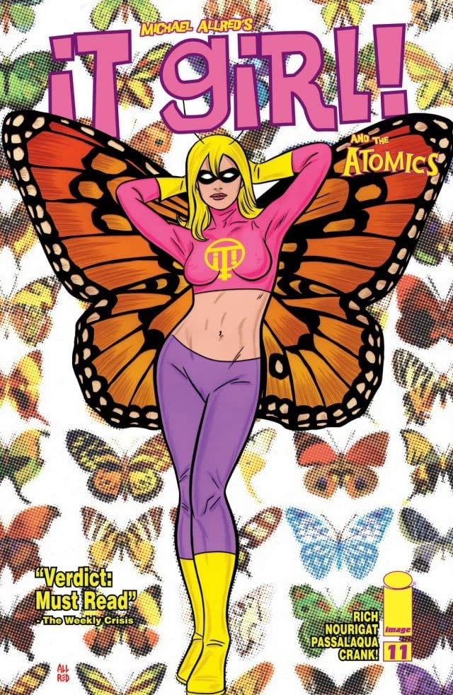 It Girl & the Atomics #11