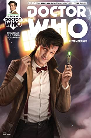 Doctor Who: The Eleventh Doctor No.3.1