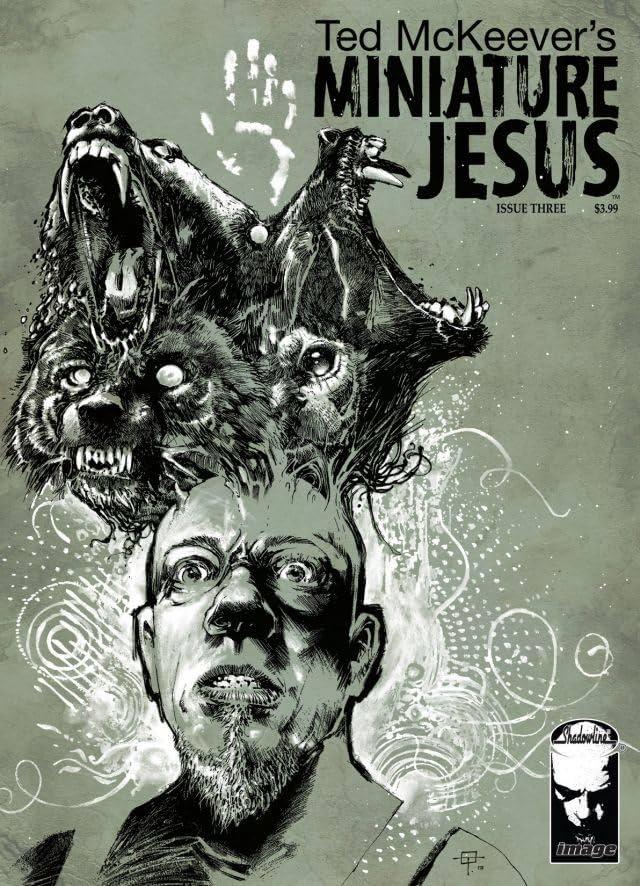 Miniature Jesus #3 (of 5)