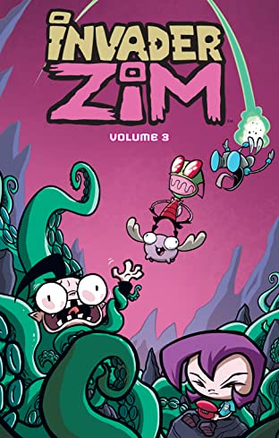 Invader ZIM Tome 3