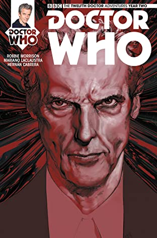 Doctor Who: The Twelfth Doctor (2016-) #13