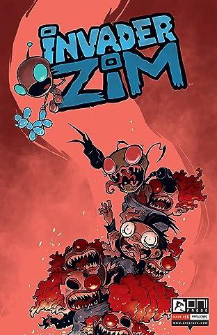 Invader ZIM No.16