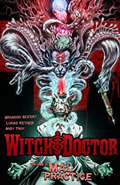Witch Doctor Tome 2: Mal Practice