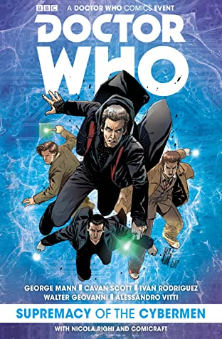Doctor Who: Supremacy of the Cybermen Vol. 1
