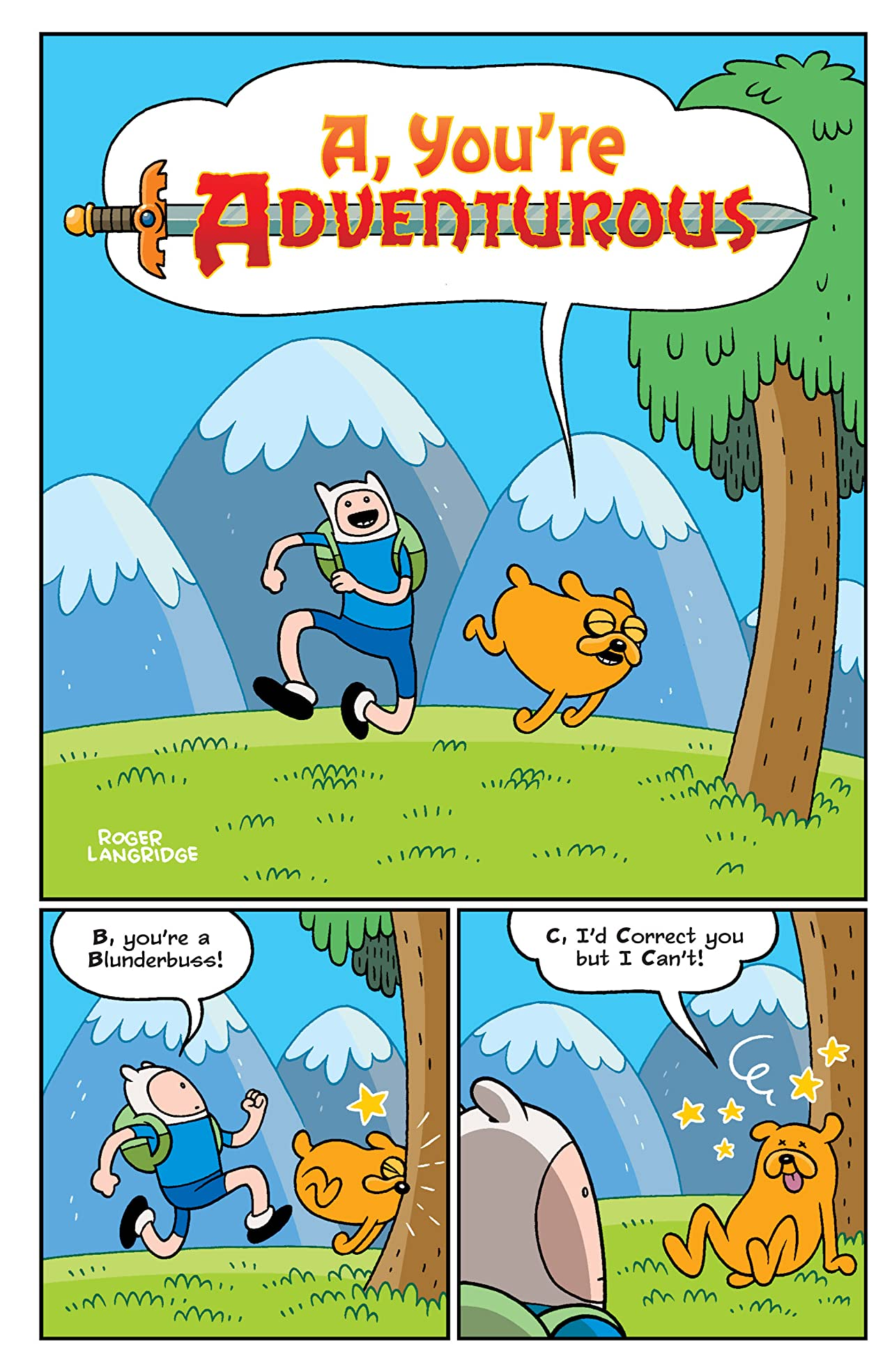Adventure Time 2013 Annual