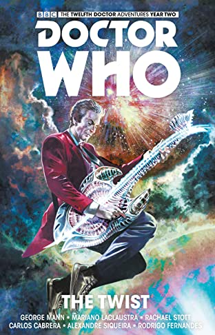 Doctor Who: The Twelfth Doctor Tome 5