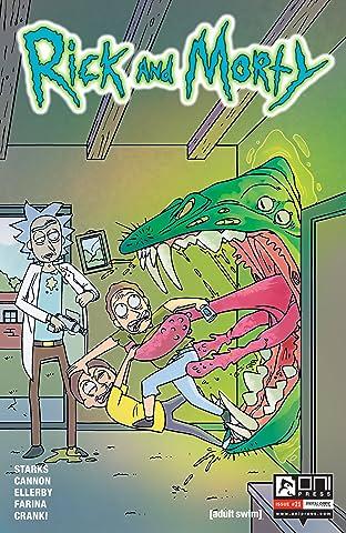 Rick and Morty #21