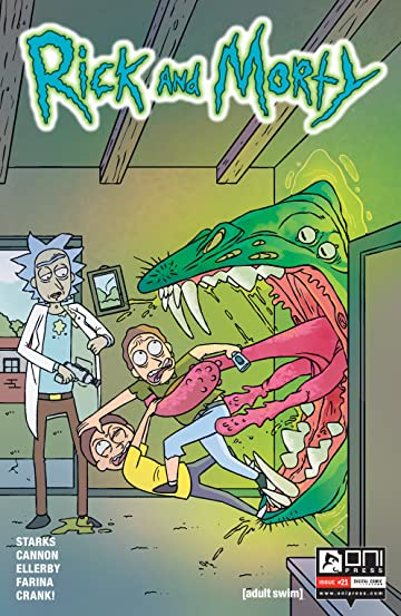 Rick and Morty #21