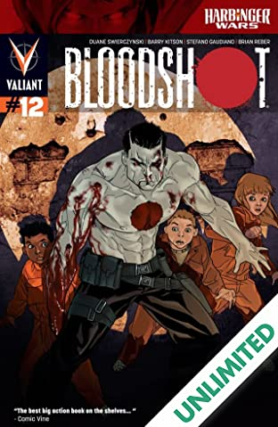 Bloodshot (2012- ) #12: Digital Exclusives Edition