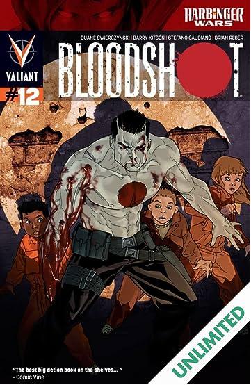 Bloodshot (2012- ) #12: Digital Exclusives Edition