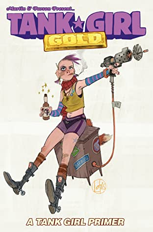 Tank Girl: Gold No.4